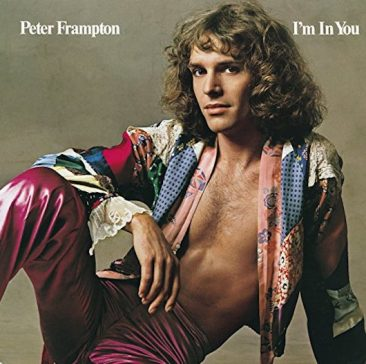 reDiscover Peter Frampton's 'I'm In You'