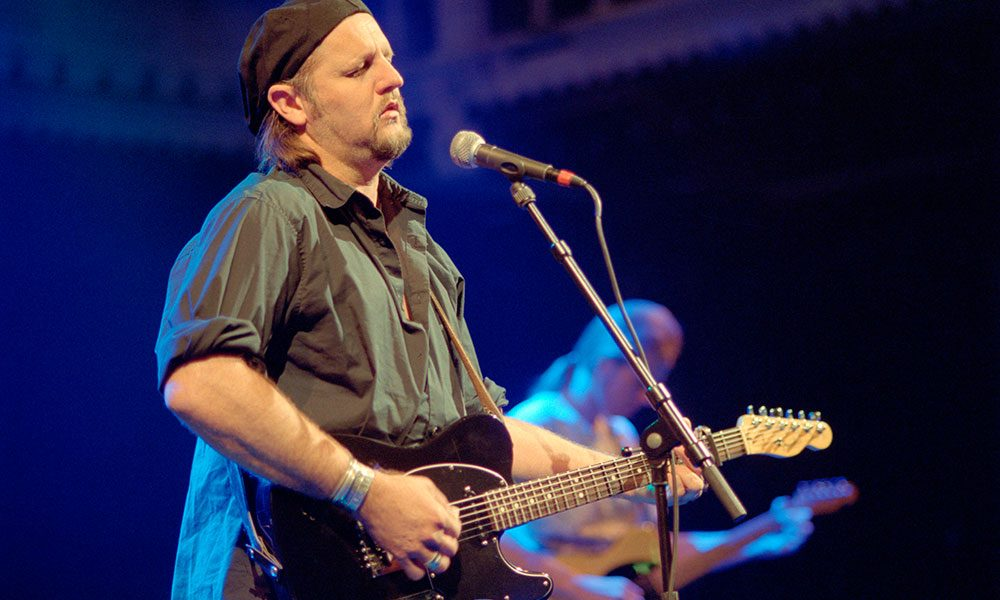 Jimmy Lafave photo by Frans Schellekens and Redferns