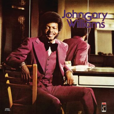 Spotlight Shines On John Gary Williams' Stax Soul Gem