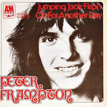 Peter Frampton Jumping Jack Flash