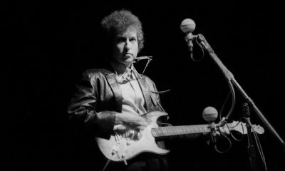 Bob Dylan at one of the most legendary gigs of the 60s