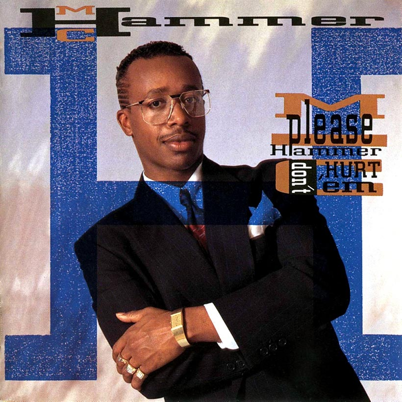 MC Hammer Please Hammer Don't Hurt 'Em album cover web optimised 820