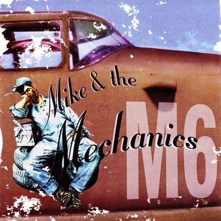 Mike + The Mechanics M6 Album Cover web optimised 820