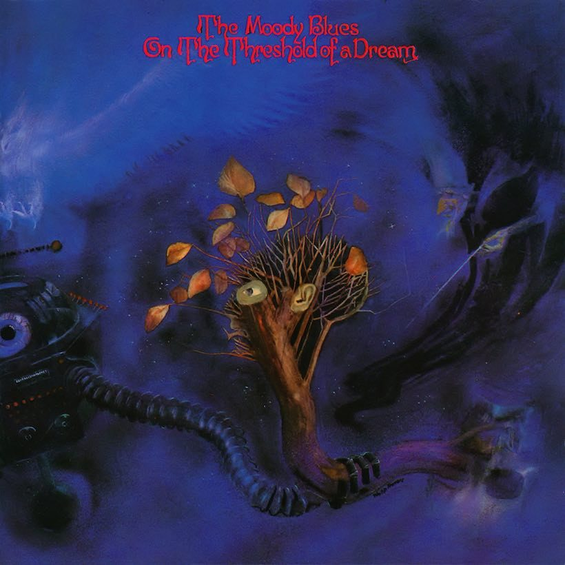 On The Threshold Of A Dream Moody Blues