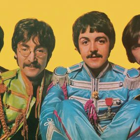 The Beatles Sgt Pepper era photo web optimised 740