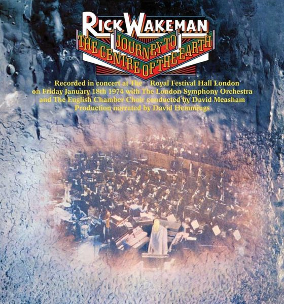 Rick Wakeman Journey To The Centre Of The Earth Album Cover web optimised 820