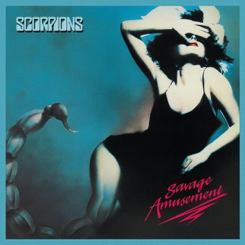 Savage Amusement Scorpions