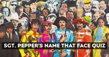 Sgt. Pepper's Name That Face Quiz