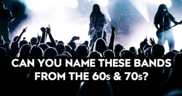 Can You Name These Bands From The 60s and 70s?
