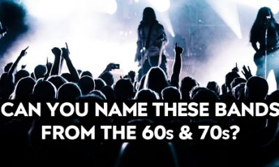 Bands From The 60s