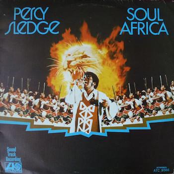 Percy Sledge Soul Africa album