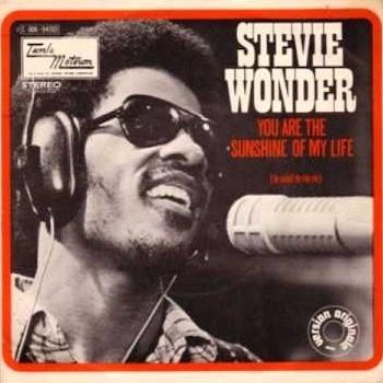 Stevie Wonder Sunshine Of My Life