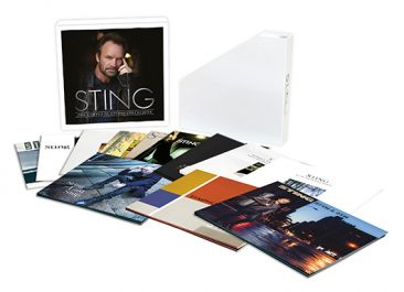 Sting Announces Career-Spanning 16LP 'Complete Studio Collection'