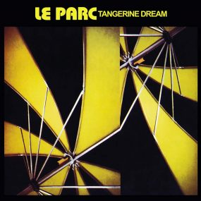 Tangerine Dream Le Parc album cover web optimised 820