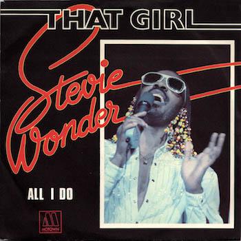 That Girl Stevie Wonder
