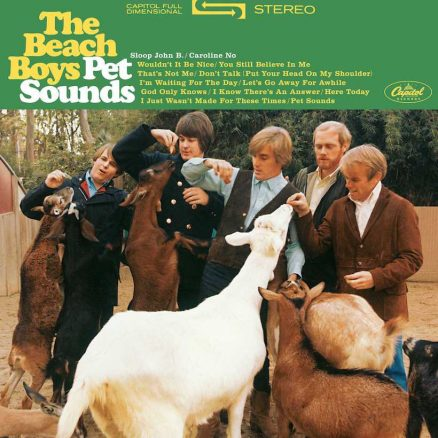 The Beach Boys Pet Sounds