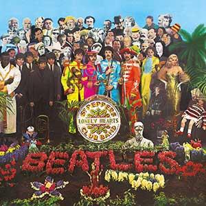 Sgt. Pepper Cover