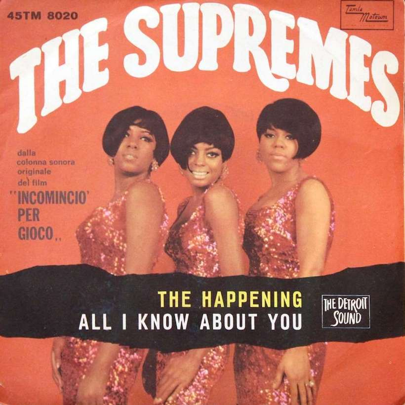 The Happening Supremes