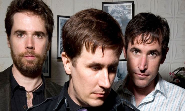 The Mountain Goats Tape Heroes