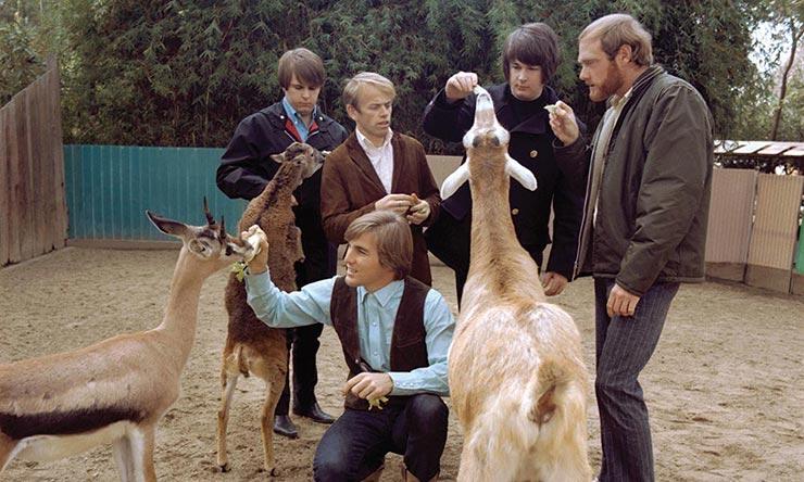 The Beach Boys Pet Sounds 1966 era web optimised 740 CREDIT Capitol Photo Archives