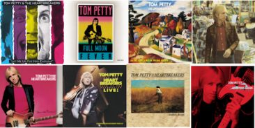 Tom Petty And The Heartbreakers Announce Vinyl Album Releases And 40th Anniversary Tour