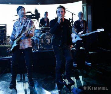 U2 Enlist Gospel Choir For Surprise TV Performance And Debut New Track