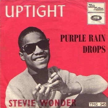 Stevie Wonder Uptight