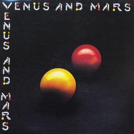 Venus and Mars Wings