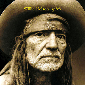Willie Nelson Spirit Album Cover