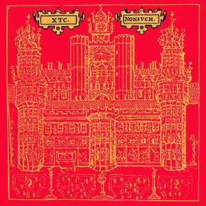 XTC Nonsuch Album Cover