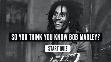 So You Think You Know Bob Marley? Quiz