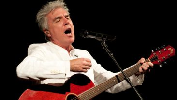 David Byrne Working On New Music With Brian Eno