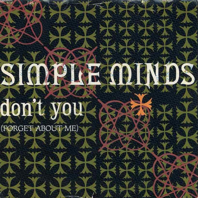 Dont You Forget About Me Simple Minds
