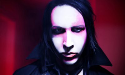 Marilyn Manson UK European Tour Winter 2017