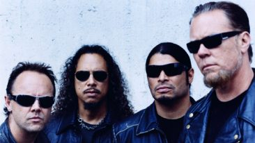 Metallica Invite Fans To 'Now That We're Live' Social Media Event