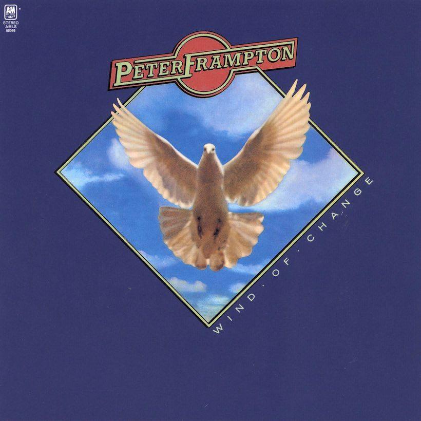 Peter Frampton Wind Of Change album