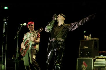 The Damned Sign New Deal With Spinefarm-Affiliated Search & Destroy Imprint