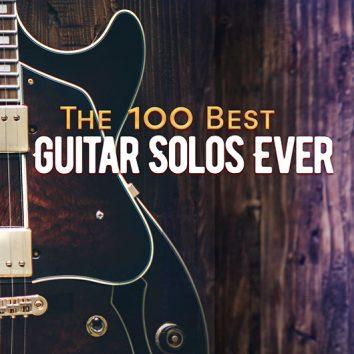 best guitar solos