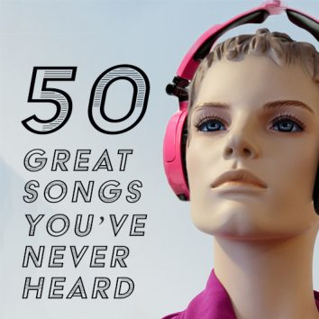 50 Great Songs You've Never Heard uByte Artwork