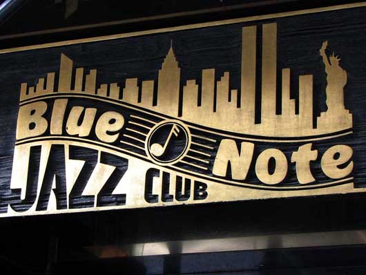 New Blue Note Jazz Club Opening In Brazil August 2017
