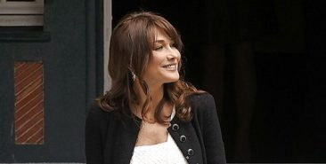 Former French First Lady Carla Bruni Covers ABBA, Rolling Stones