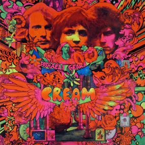 Cream Disraeli Gears album-cover web optimised 820
