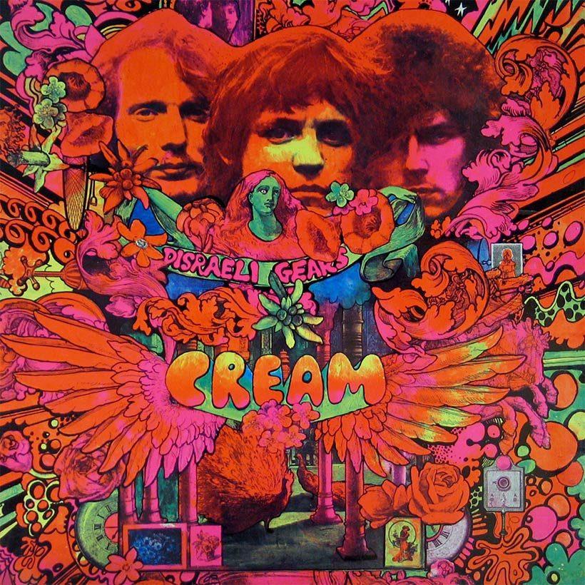 Cream Disraeli Gears album-cover web optimised 820
