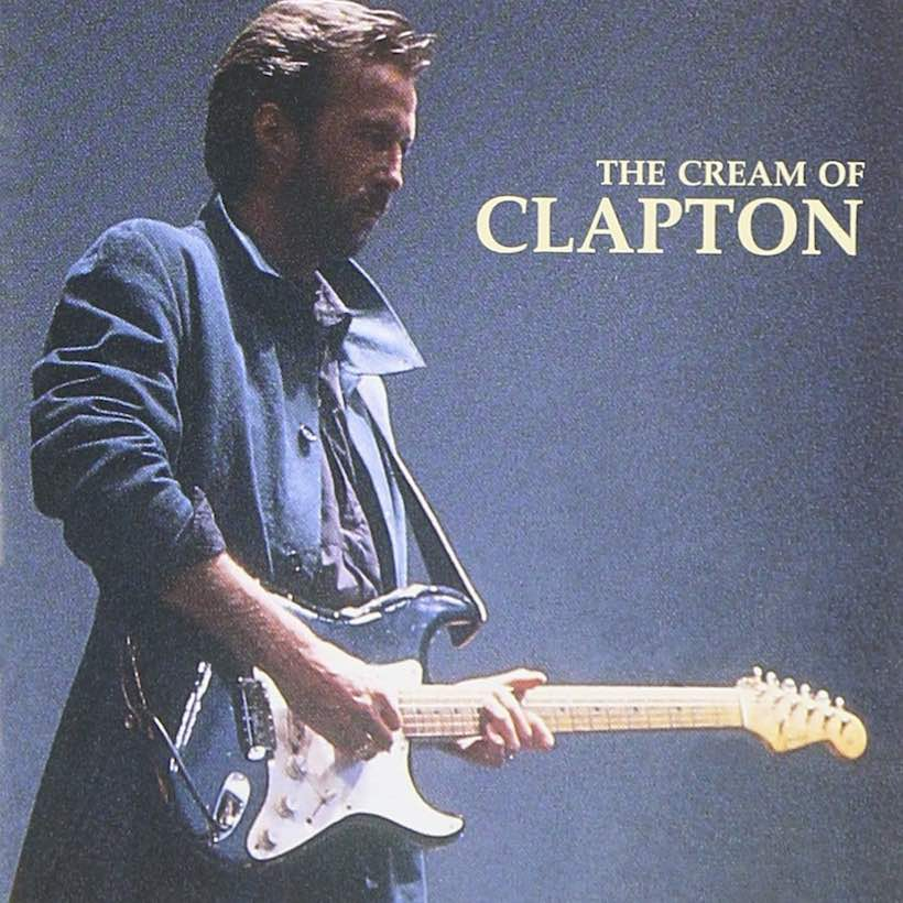 The Cream of Clapton album