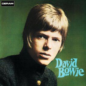 David Bowie's debut album Cover web 830 optimised