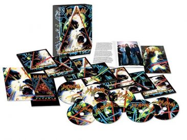 Def Leppard Create New 'Hysteria' With 30th Anniversary Reissues