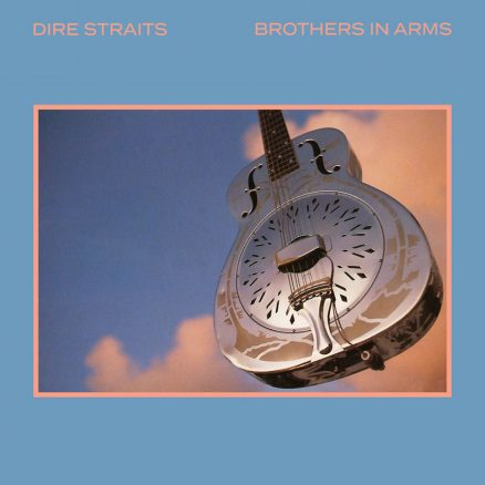 Dire Straits Brothers In Arms album cover web optimised web 820