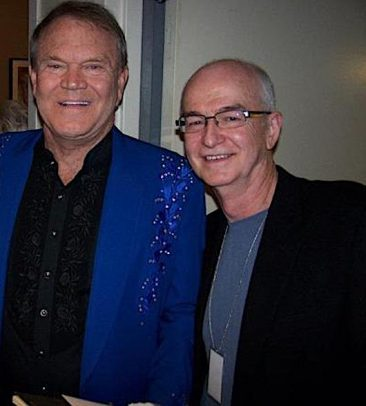 The 'Adiós' Interviews, Part 3 of 3: Carl Jackson On His Friend & Hero, Glen Campbell