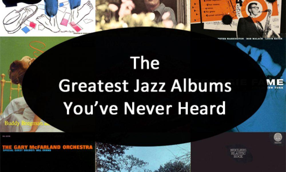 Greatest Jazz albums