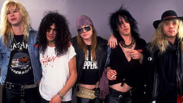 How The 'Welcome To The Jungle' Video Made Guns N' Roses Overnight Stars